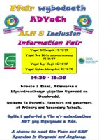ALN & Inclusion Information Fair
